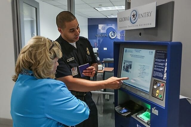 Global Entry Enrollment