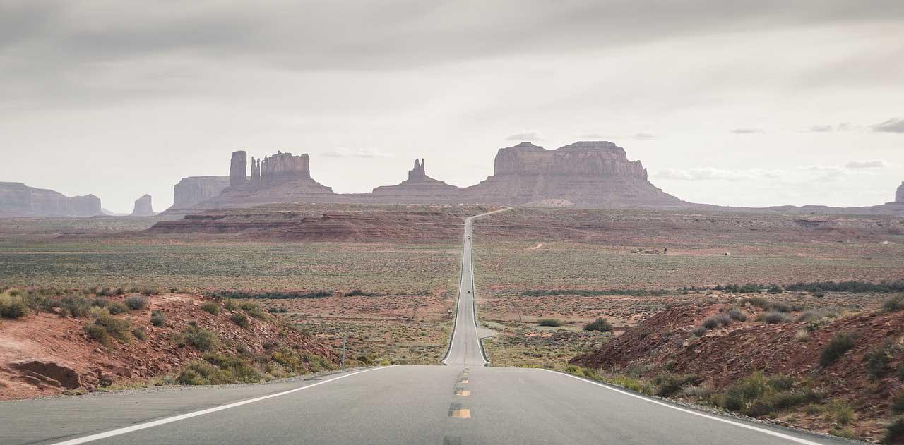 ESTA application for Route 66