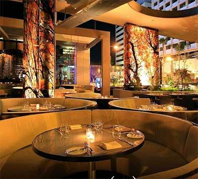 BOA Steakhouse Los Angeles
