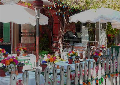 Ivy Restaurant LA