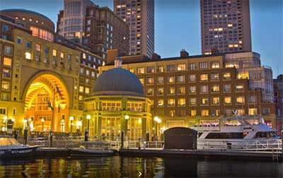 Boston harbour hotel