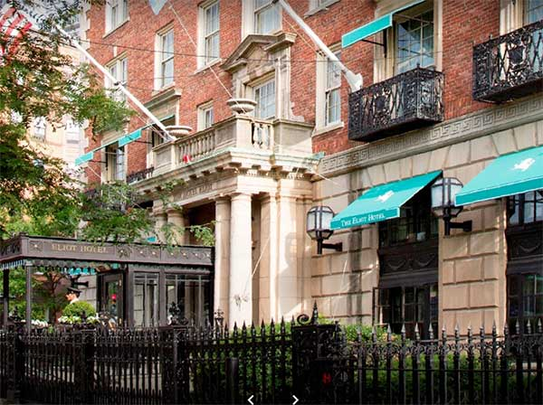 The Boston Eliot Hotel