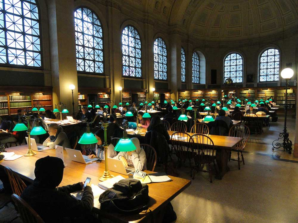 ESTA for Boston Public Library