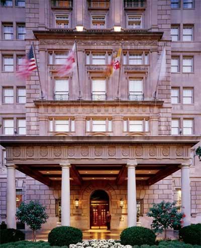 Hay Adams Hotel Washington DC