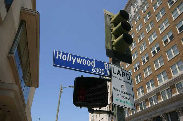Hollywood Bullevard