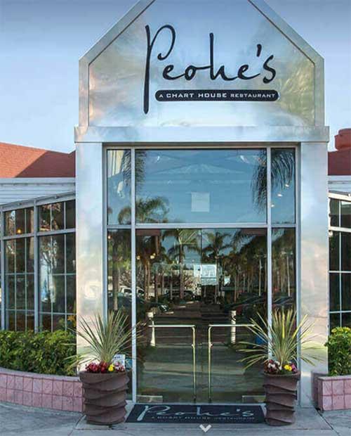 Peohe's Restaurant San Diego