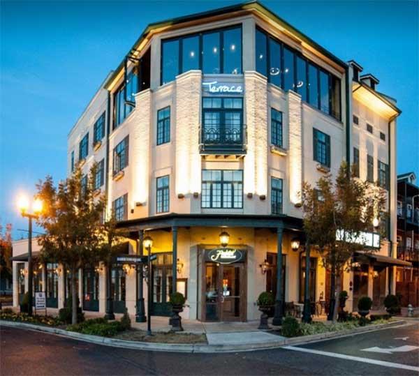 The River Inn Hotel