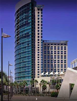 San Diego Omni Hotel