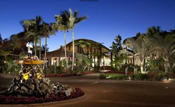 Paradise point Hotel San Diego