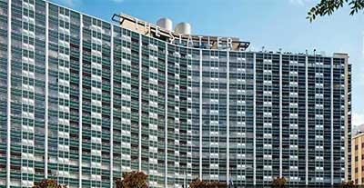 The Statler Hilton Hotel