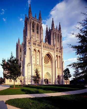 National cathedral Wshongton DC