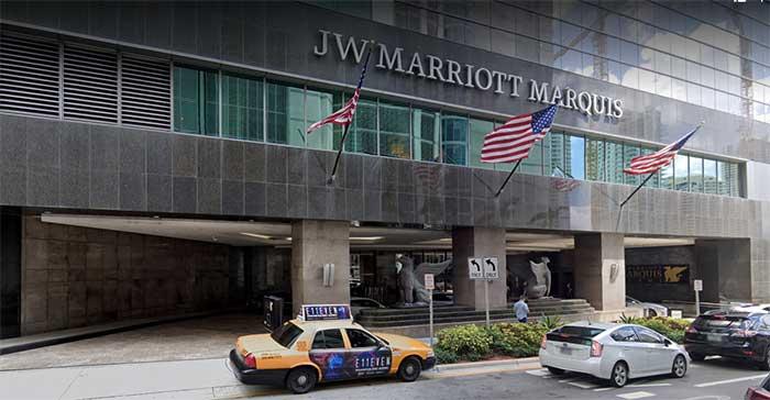 JW Marriott Marquise Hotel