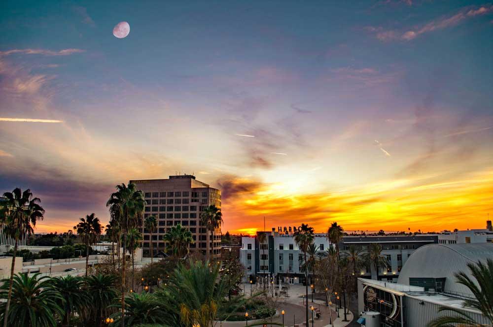 Anaheim City