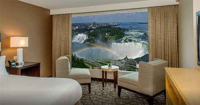 Embassy Suites By Hilton Niagara Falls - Fallsview 6700 Fallsview Boulevard,