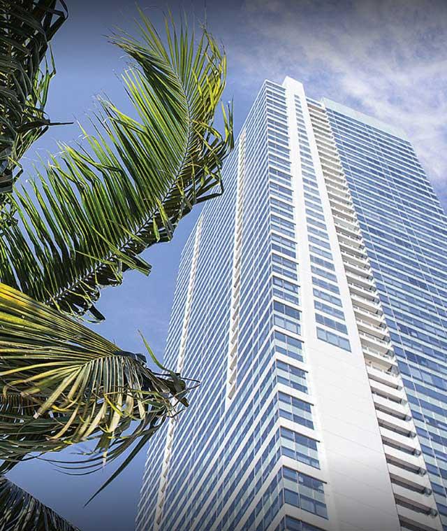 The Four Seasons Hotel Miami