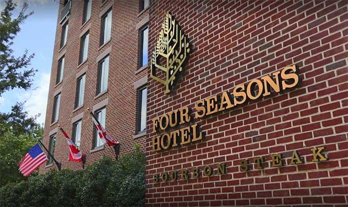 The For Seasons Hotel Washingto (5 stars)