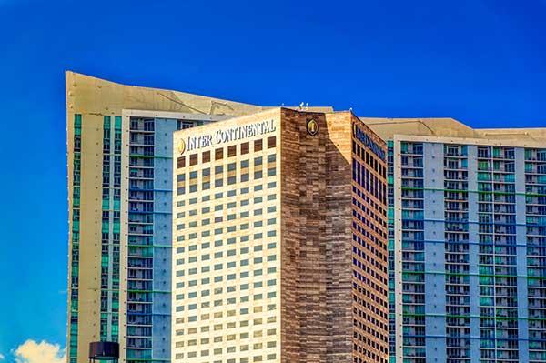 The Intercontinental Hotel Miami