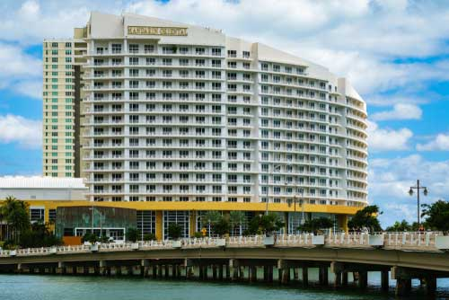The Mandarin Oriental Hotel Miami