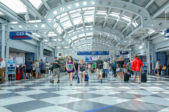 O'Hare Int. Airport Chicago