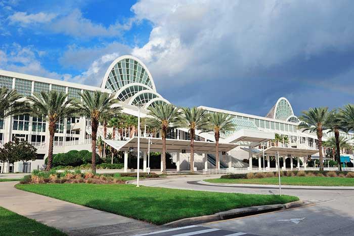 The Orlando Convention Center