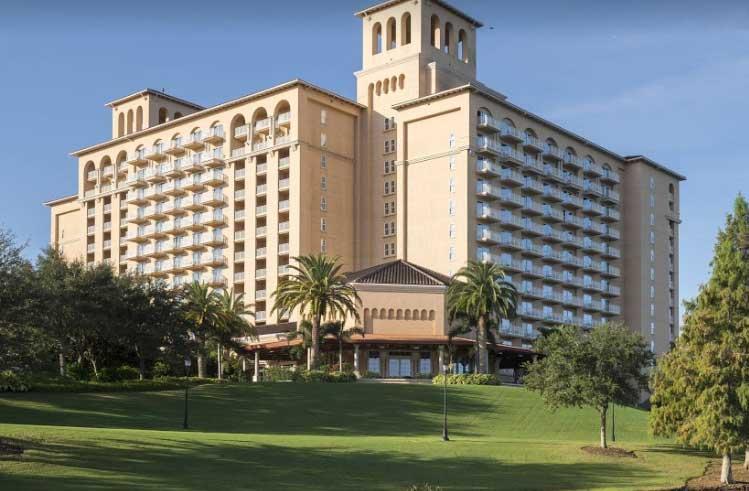 The Ritz Carlton Grande Lakes Hotel