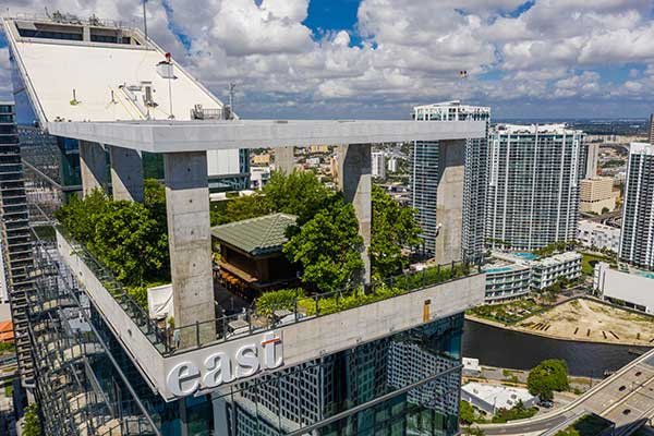 The East Hotel Miami