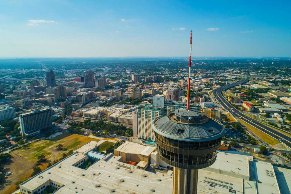 San Antonio Tower of the Americas